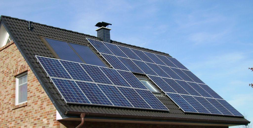Déclaration spécifique pour les panneaux photovoltaïques