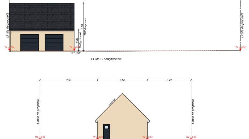 Permis de construire pour garage